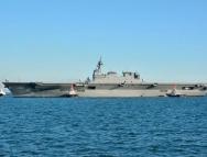 悄无声息!刚刚韩国又造完一艘航母,建造速度让国人警醒