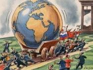 疫情后全球经济走向分析