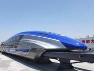 """""""中国第一飞车""""起步:未来跑一趟京沪3.5小时 快过坐飞机"""