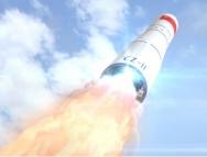 """长征十一号成功发射""""一箭七星"""" 中国航天完成首次海上发射"""