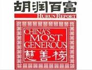 2019胡润慈善榜发布 第一名鲁伟鼎捐了49.6亿