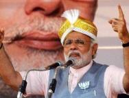 """印度大选投票结束莫迪料将连任,洞穴冥想17小时""""一无所求"""""""