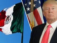 特朗普:与墨西哥达成协议 暂停对墨关税措施