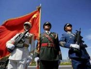 2019年,中国人民解放军军姿飒爽,值得期待大阅兵