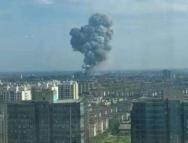 南昌市方大特钢公司发生爆燃事故 已致一死九伤