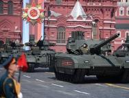 俄红场阅兵亮点前瞻:80%武器有实战经验、女仪仗队首亮相