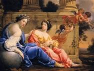 欧洲油画发展浅析,世界古典人体油画赏析,美的让人怦然心动!