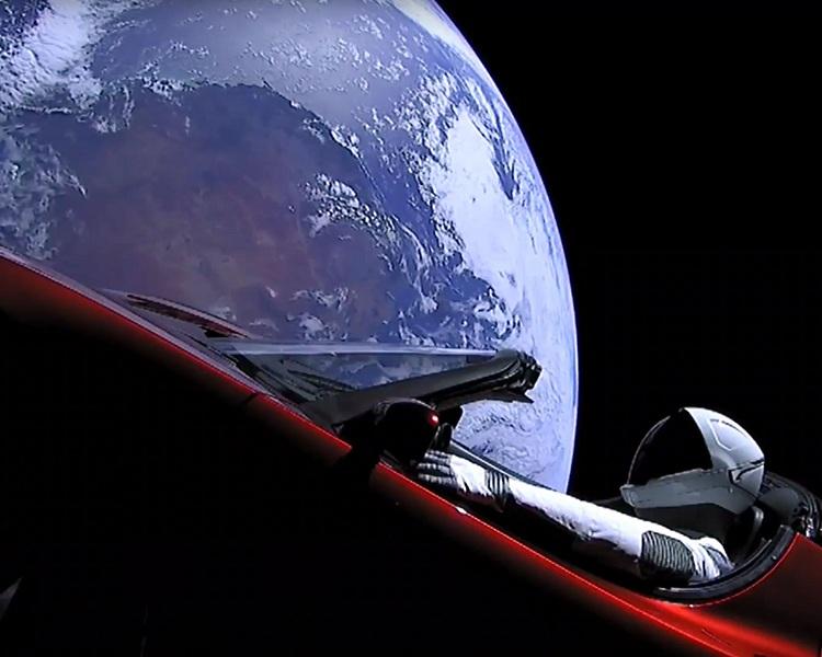 未来已来:马斯克正在进行的星际新纪元